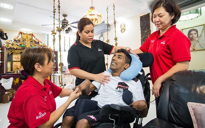 AWWA Home Personal Care Service