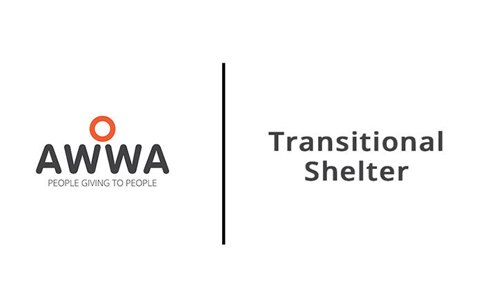 AWWA Transitional Shelter