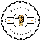 Best in Singapore Badge awarded to Kindle Garden